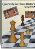SUBSCRIPTION - Quarterly for Chess History Vol. 6,  Issues 21-24